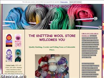 the-knitting-wool-store.com