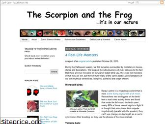 the-scorpion-and-the-frog.blogspot.com
