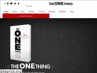 the1thing.com