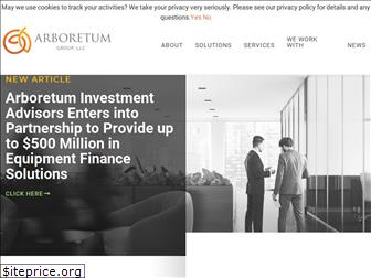 thearboretumgroup.com