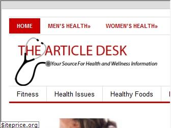 thearticledesk.com