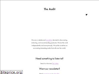 theaudit.co