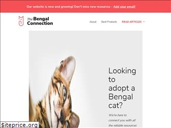 thebengalconnection.com