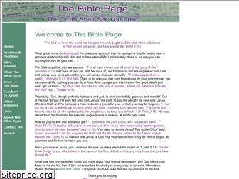 thebiblepage.org