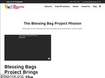 theblessingbagsproject.org