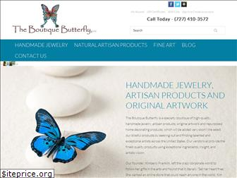 theboutiquebutterfly.com