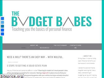 thebudgetbabes.org