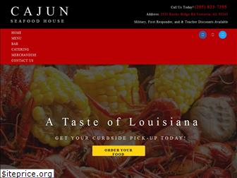 thecajunseafoodhouse.com
