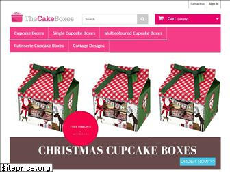 thecakeboxes.co.uk