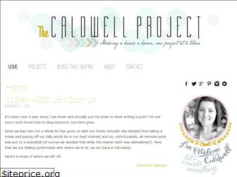 thecaldwellproject.com