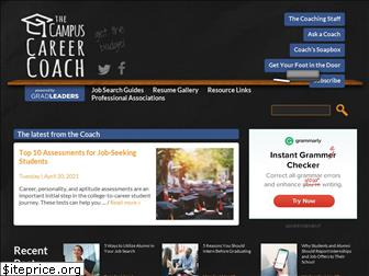 thecampuscareercoach.com