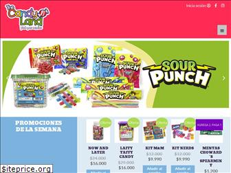 www.thecandyland.cl website price
