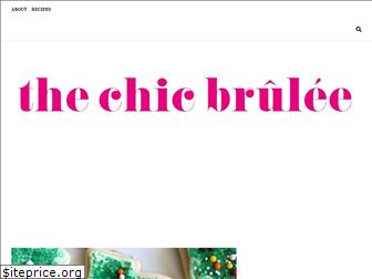 thechicbrulee.com