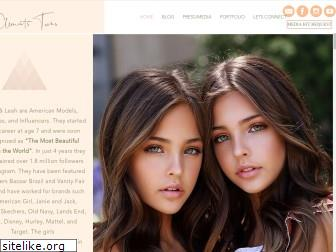 theclementstwins.com