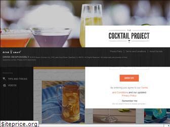 thecocktailproject.com
