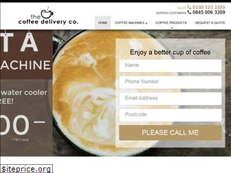 thecoffeedeliverycompany.com