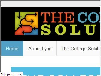 thecollegesolution.com