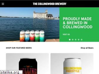 thecollingwoodbrewery.com