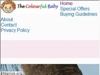 thecolourfulbaby.com