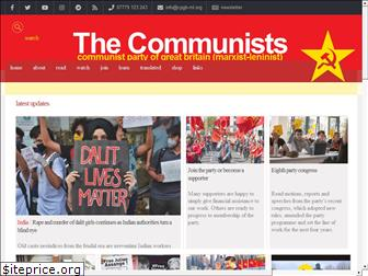 thecommunists.org