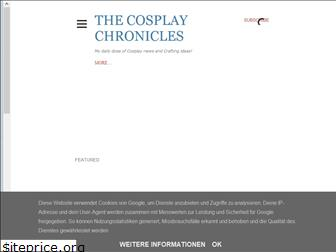 thecosplaychronicles.blogspot.com