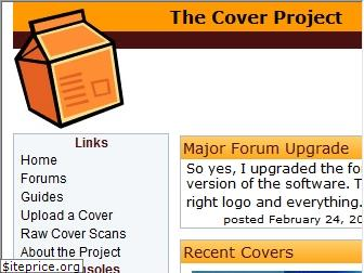 thecoverproject.net