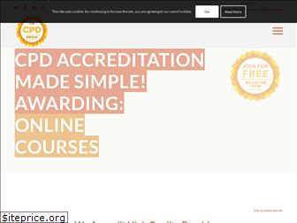 thecpdaccreditation.group