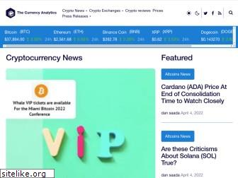 thecurrencyanalytics.com