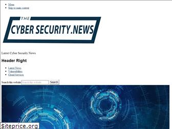thecybersecurity.news