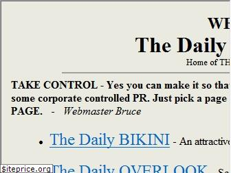 thedailyhomepages.com