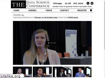 thedatascienceconference.com