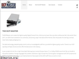 thedcpmaster.com