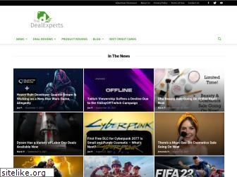 thedealexperts.com