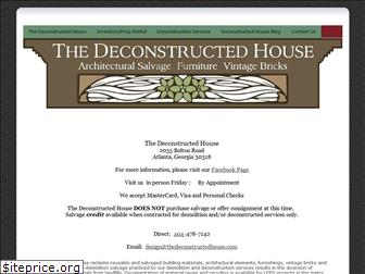 thedeconstructedhouse.com