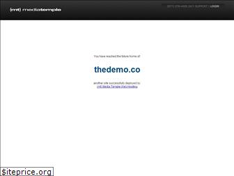thedemo.co