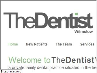 thedentistwilmslow.co.uk