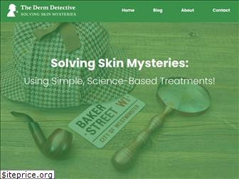 thedermdetective.com
