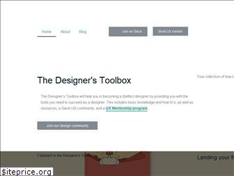 thedesignerstoolbox.com