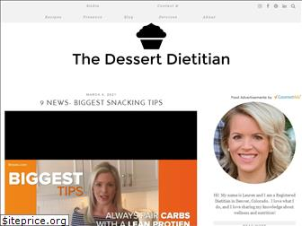 thedessertdietitian.com