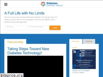 thediabetessupportgroup.org