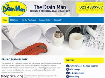 thedrainman.ie