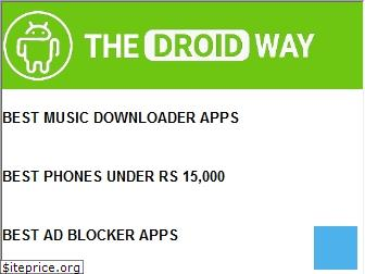 thedroidway.com