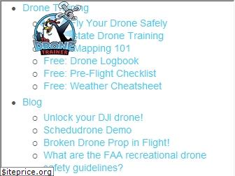 thedronetrainer.com