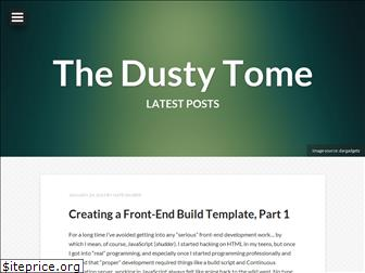 thedustytome.com