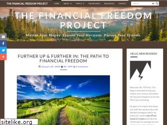 thefinancialfreedomproject.com