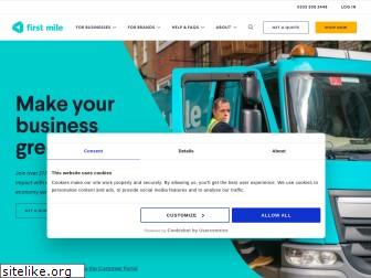 thefirstmile.co.uk
