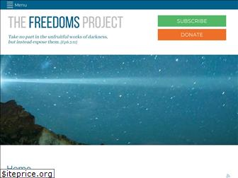 thefreedomsproject.com