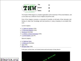 thehackerwithin.org
