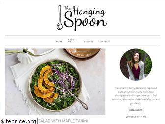 thehangingspoon.com