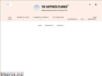 thehappinessplanner.co.uk
